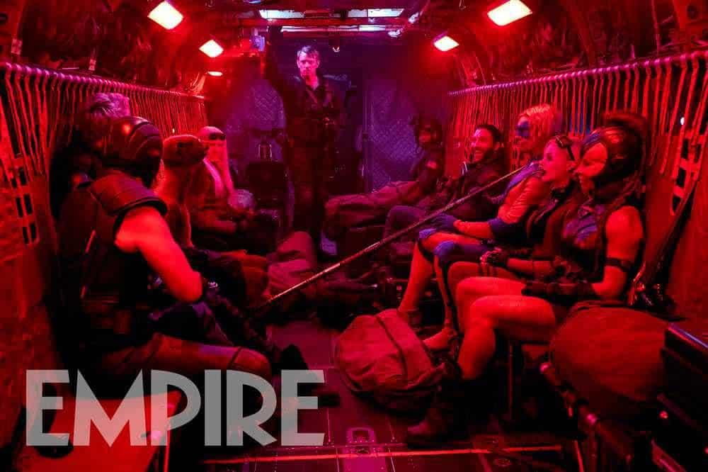 James Gunn defiende la Suicide Squad de David Ayer
