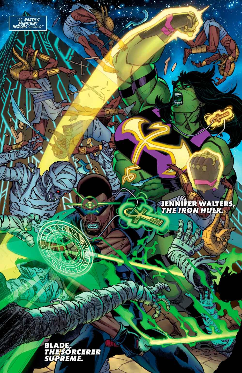 She-hulk iron hulk
