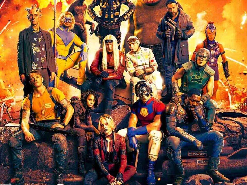 James Gunn afirma que cualquier cosa puede pasar en The Suicide Squad