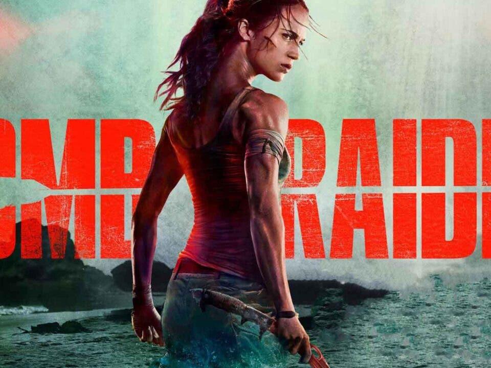 Tomb Raider pierde su fecha de estreno y ya no llegará en 2021