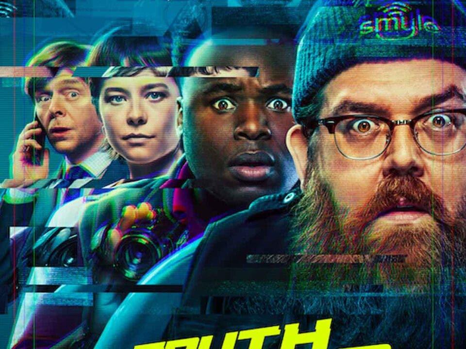Truth Seekers y como juntar el terror con la comedia sin hacer parodia
