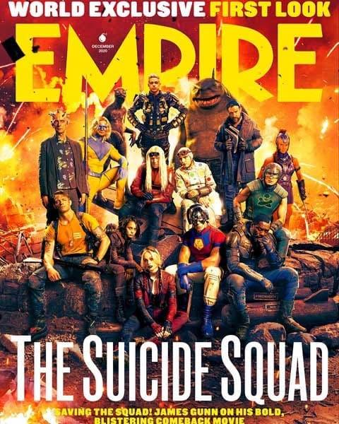 The Suicide Squad: James Gunn afirma que puede pasar cualquier cosa