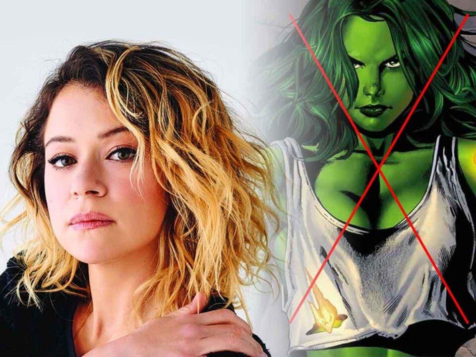 Tatiana Maslany ha negado que interpretará a She-Hulk (Hulka)