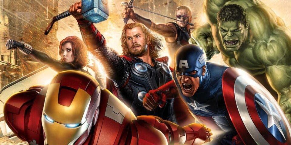 tragamonedas online Marvel Avengers super hero slot