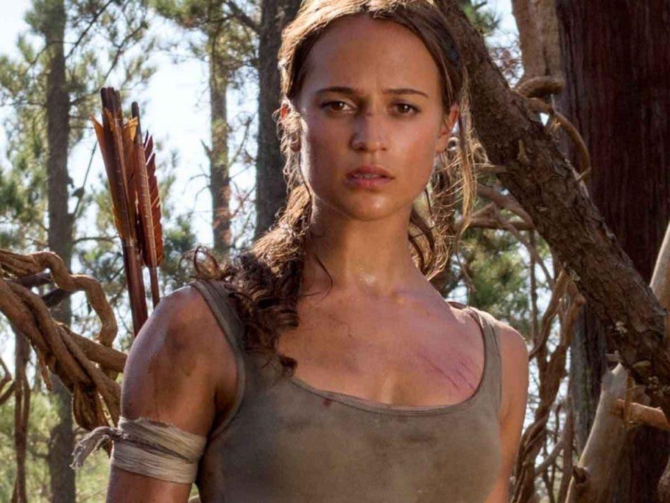 Alicia Vikander revela cuando empezarán a rodar Tomb Raider 2
