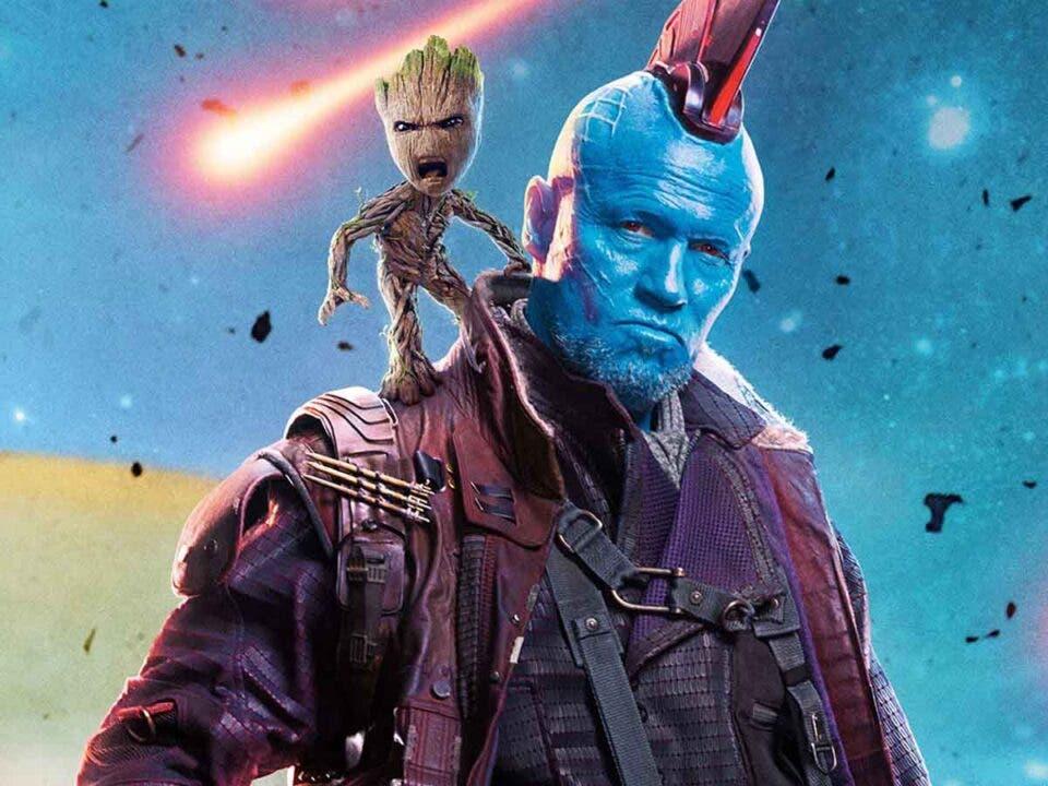 El actor Michael Rooker afirma que le gustaría volver a interpretar a Yondu en una serie de Disney+