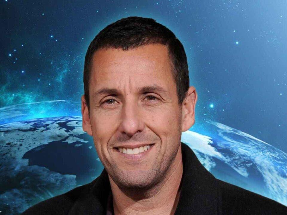 Adam Sandler irá al espacio en su próxima película
