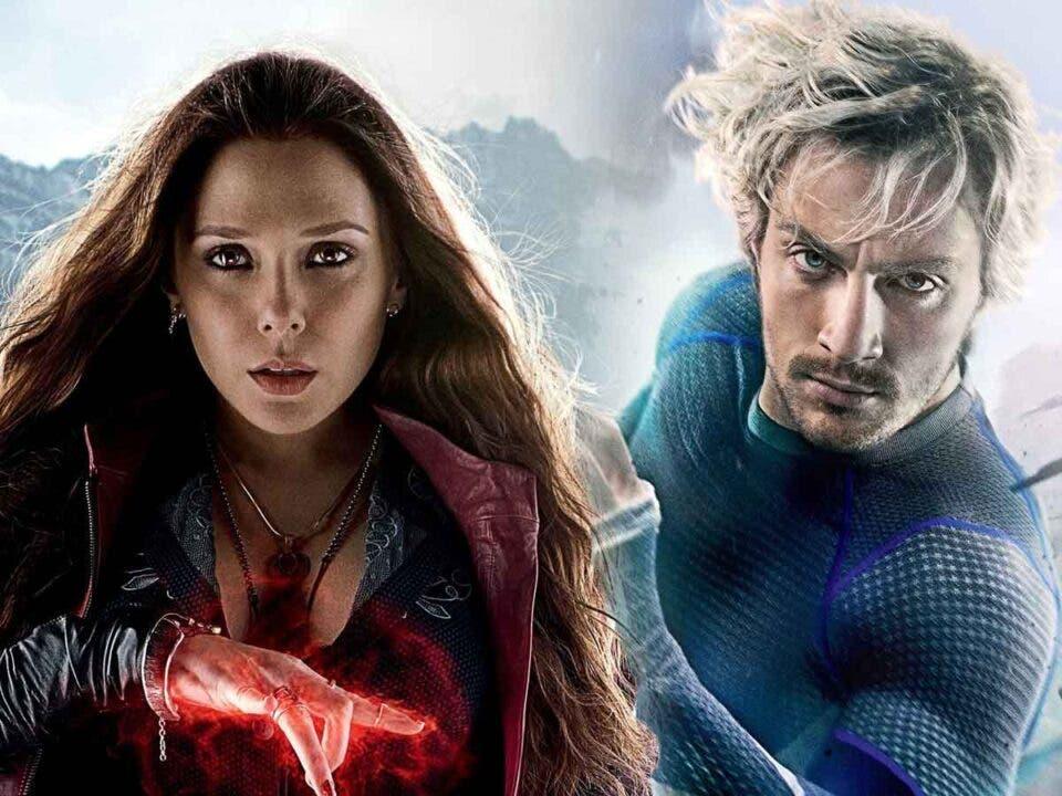 Bruja Escarlata y Quicksilver podrían ser mutantes en Marvel Studios