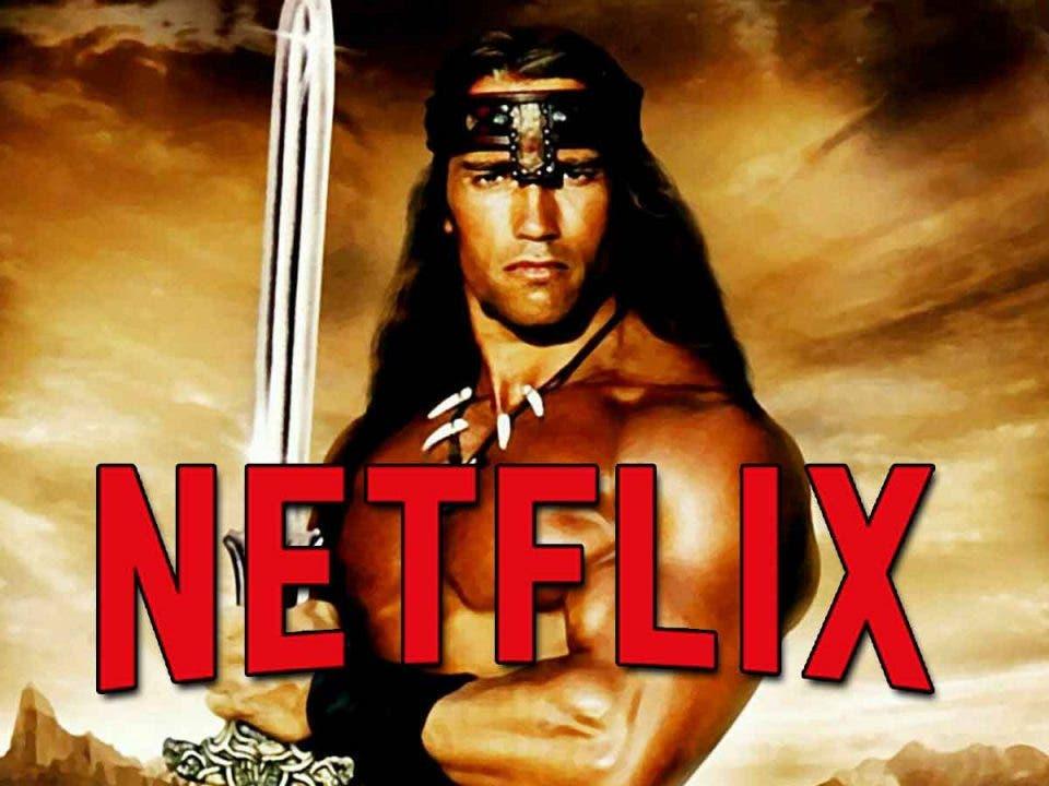 Conan el Bárbaro tendrá una serie de acción real en Netflix