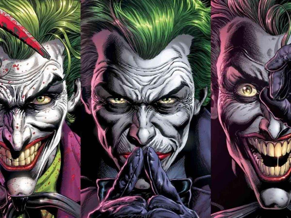 DC Comics explica por qué hay 3 Jokers y si habrá más