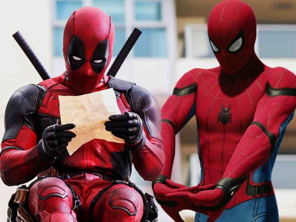 Deadpool y Spider-Man estarán juntos en la misma película