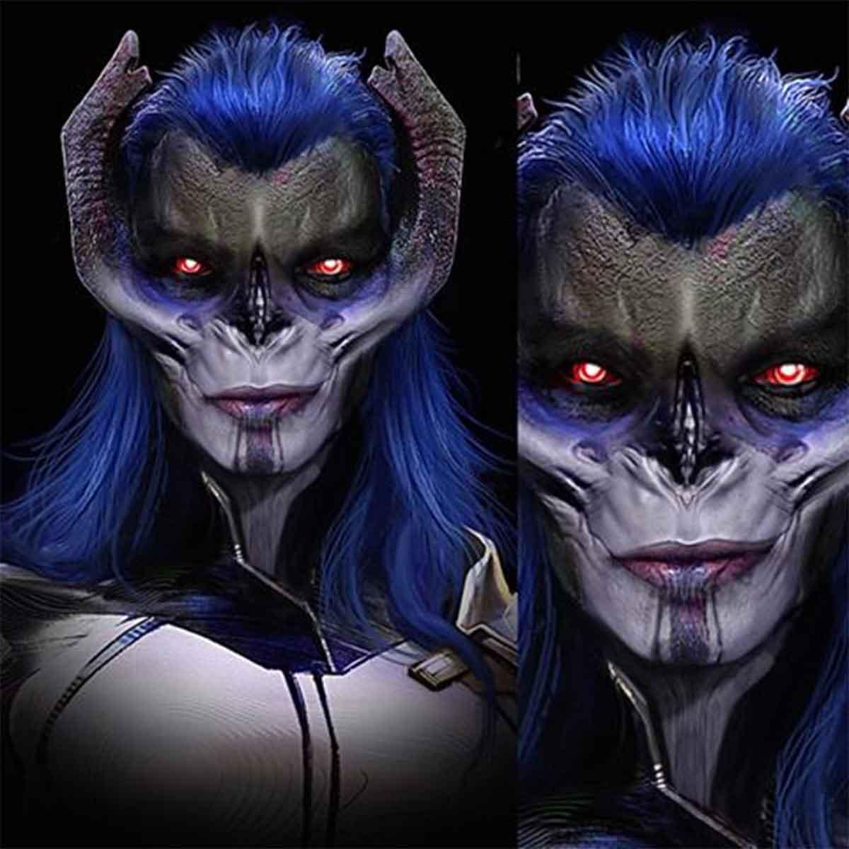 Vengadores: Infinity War casi tiene alienígenas estilo murciélagos