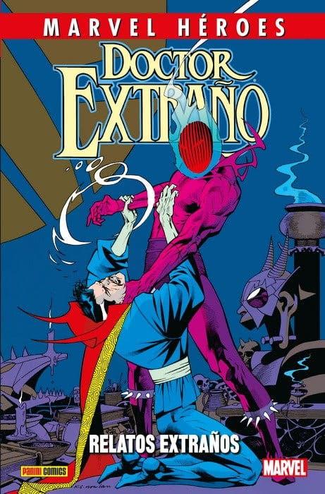 Marvel Héroes. Doctor Extraño: Relatos Extraños
