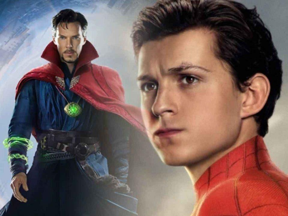 Doctor Strange será el nuevo mentor de Spider-Man