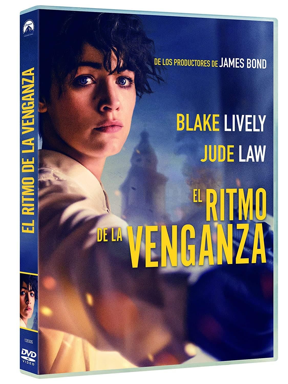 El Ritmo de la Venganza DVD