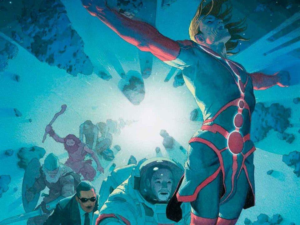 Desviantes: ¿Cómo encajan los villanos de los Eternals en el Universo Marvel?