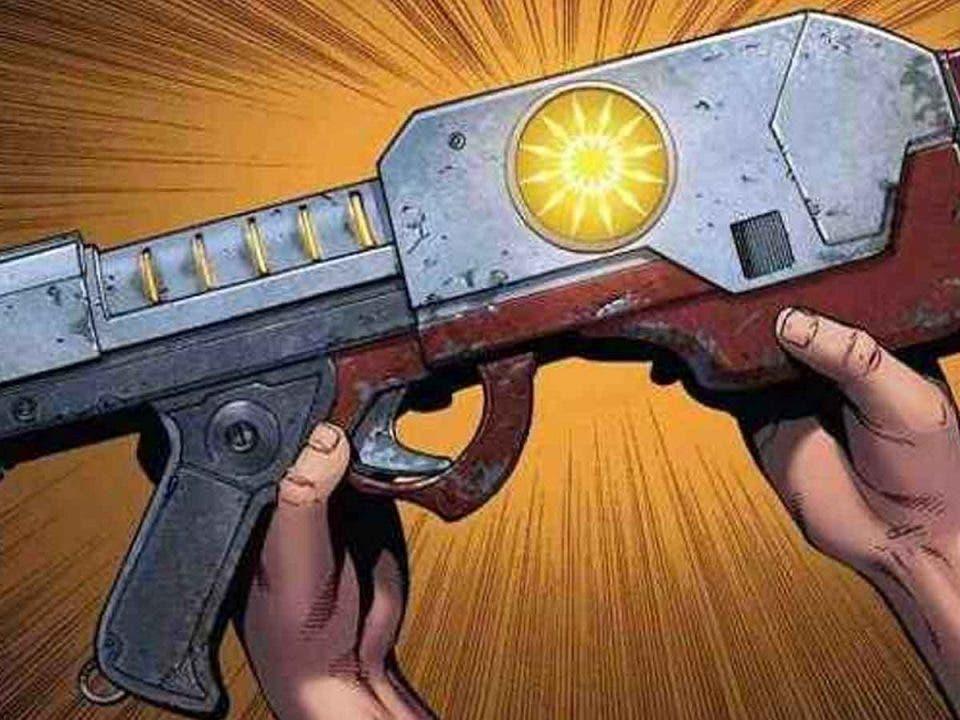 Motivo por el que los Guardianes de la Galaxia no usaron su mejor arma
