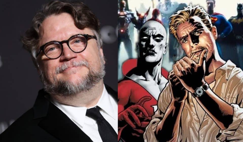 Justice League Dark: Nuevos detalles de la cinta cancelada de Guillermo del Toro