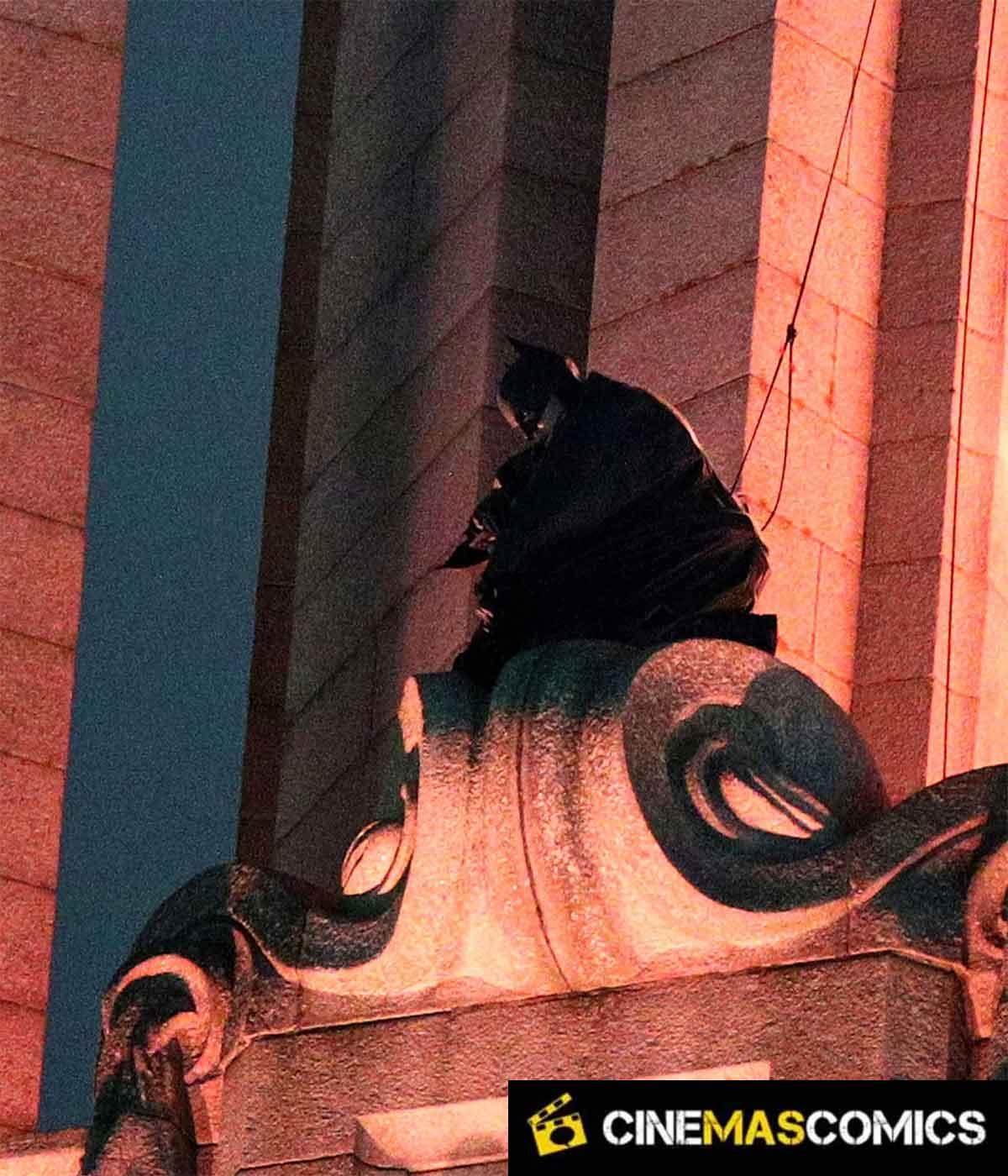 Filtran la imagen más impactante de The Batman