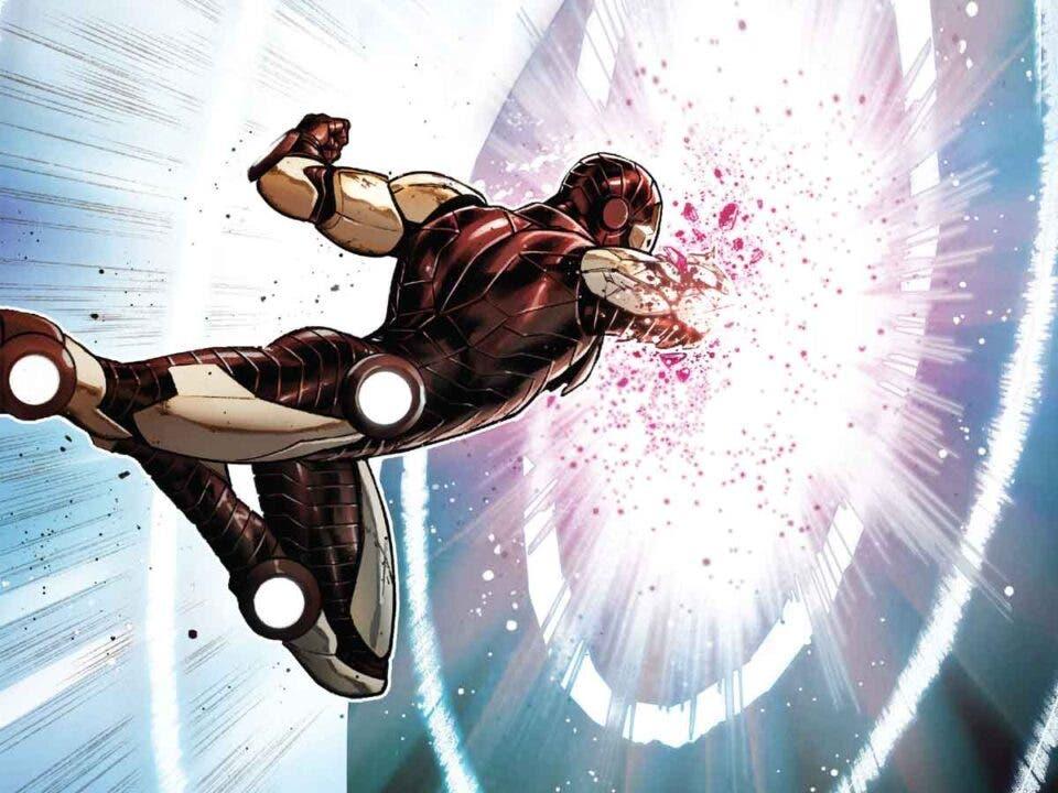 Iron Man revela su deseo oculto de morir