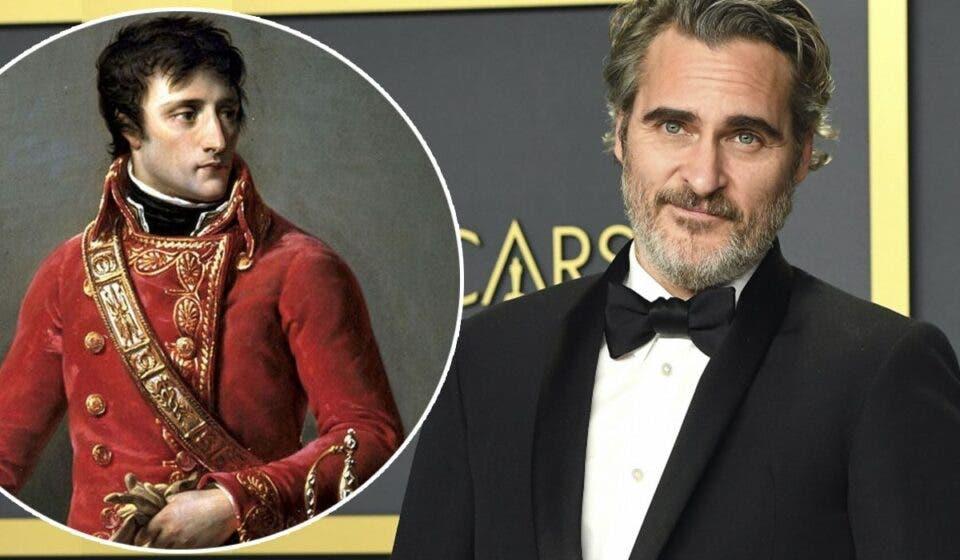 Joaquin Phoenix será Napoléon en la nueva cinta de Ridley Scott