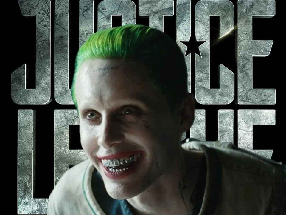 El Joker de Jared Leto estará en Liga de la Justicia de Zack Snyder (DC Comics)