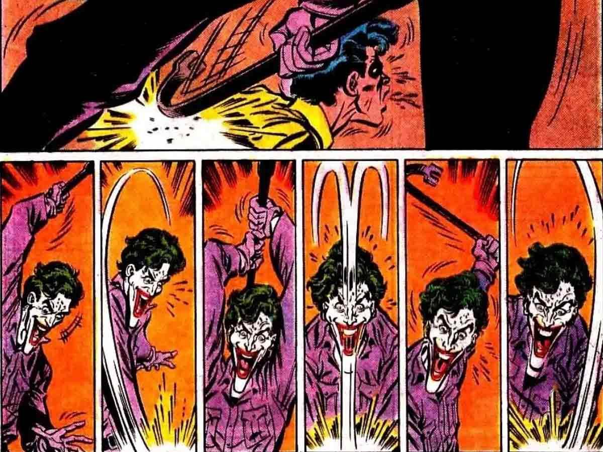 Filtran las dos impactantes escenas del Joker en Liga de la Justicia (2021)