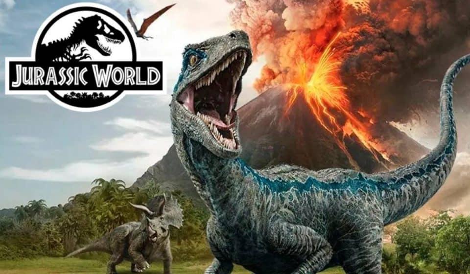 Jurassic World 3 atrasó su fecha de estreno hasta 2022