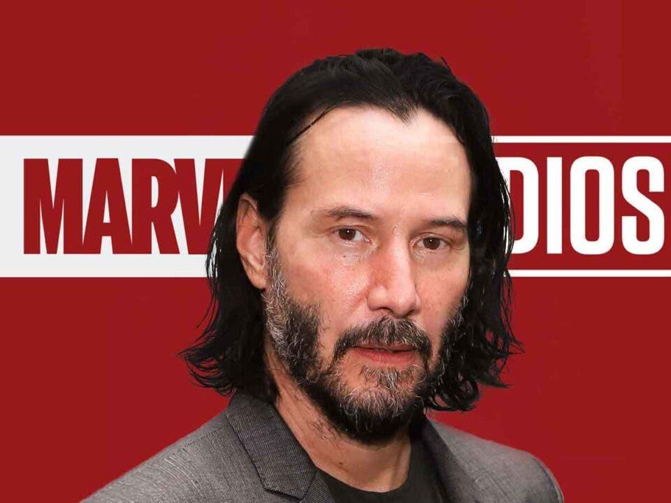 Keanu Reeves quiere ser el mejor pagado si ficha por Marvel