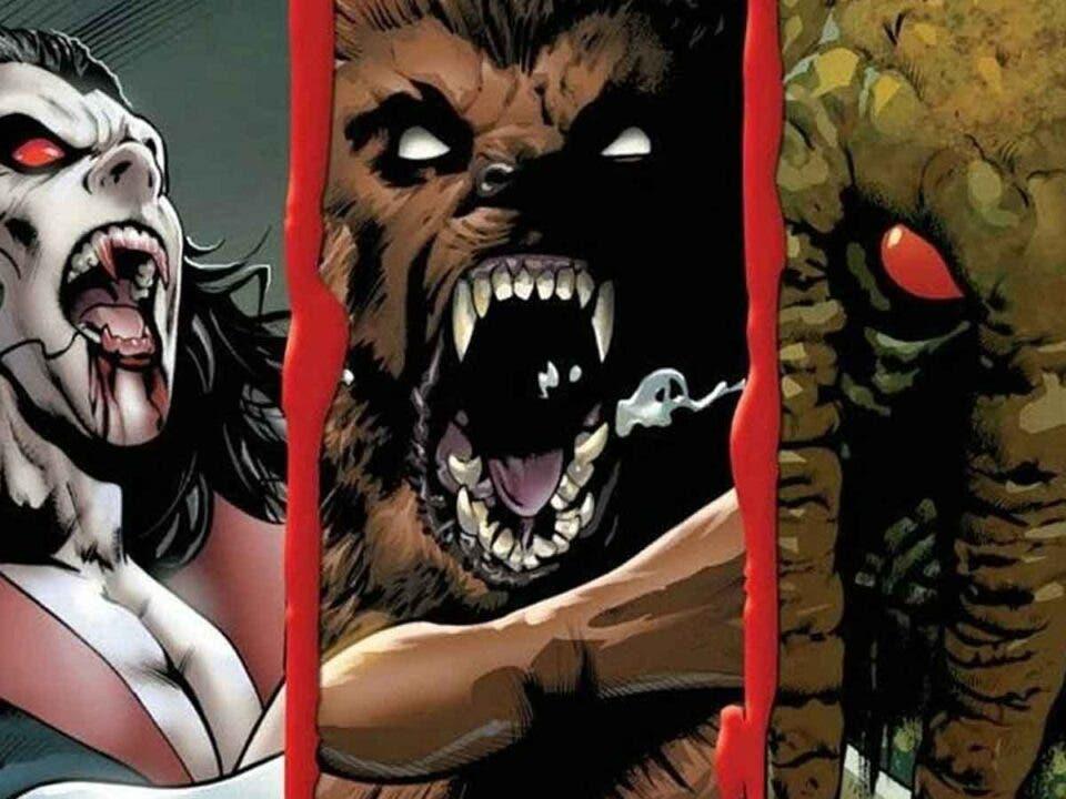 Así es el súper equipo más terrorífico de Marvel