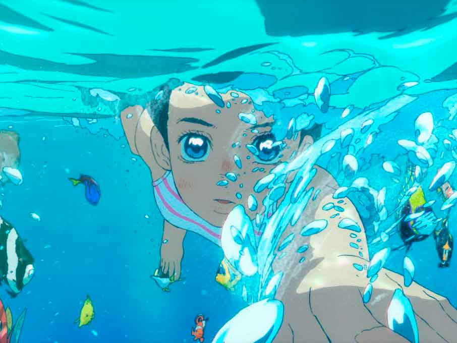 los niños del mar bluray