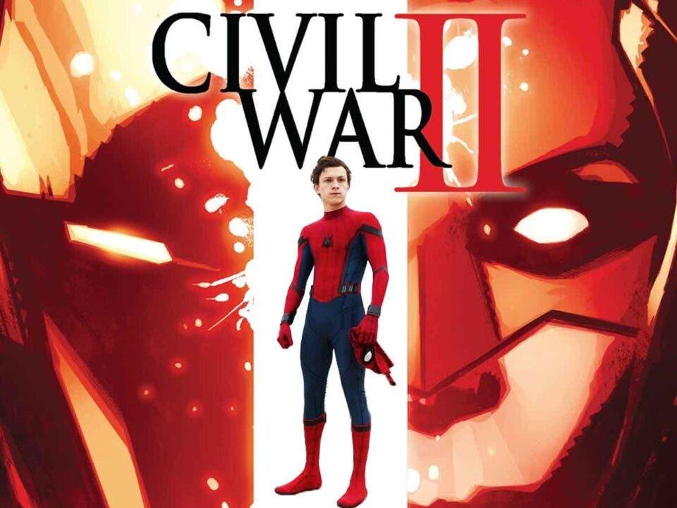 Marvel Studios quiere hacer una Civil War 2
