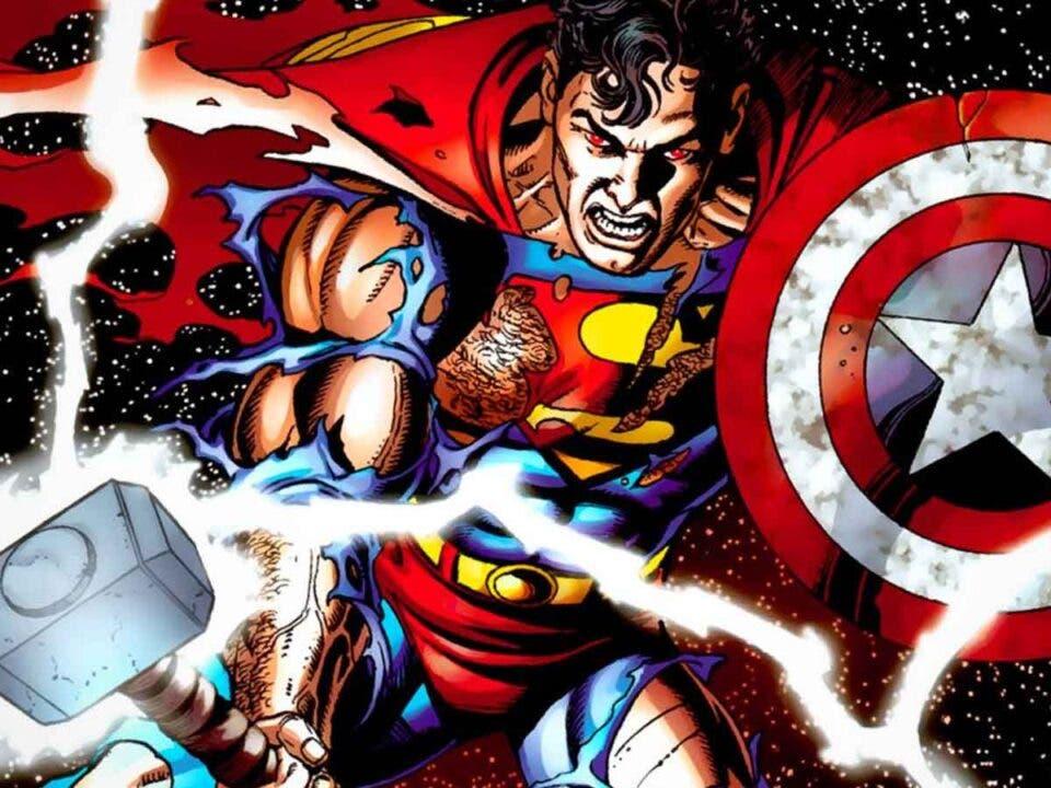Marvel y DC Comics juntos, está más cerca de hacerse realidad