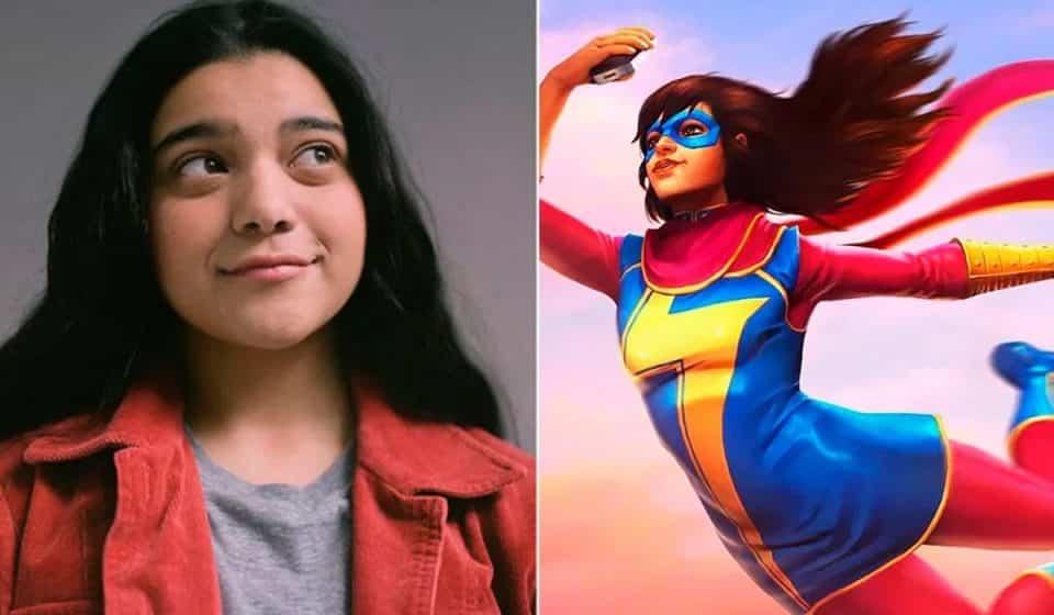 Actriz de Ms. Marvel es criticada por su color de piel - Iman Vellami