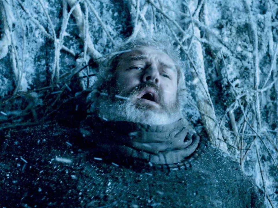 Juego de Tronos: La muerte de Hodor será diferente en las novelas