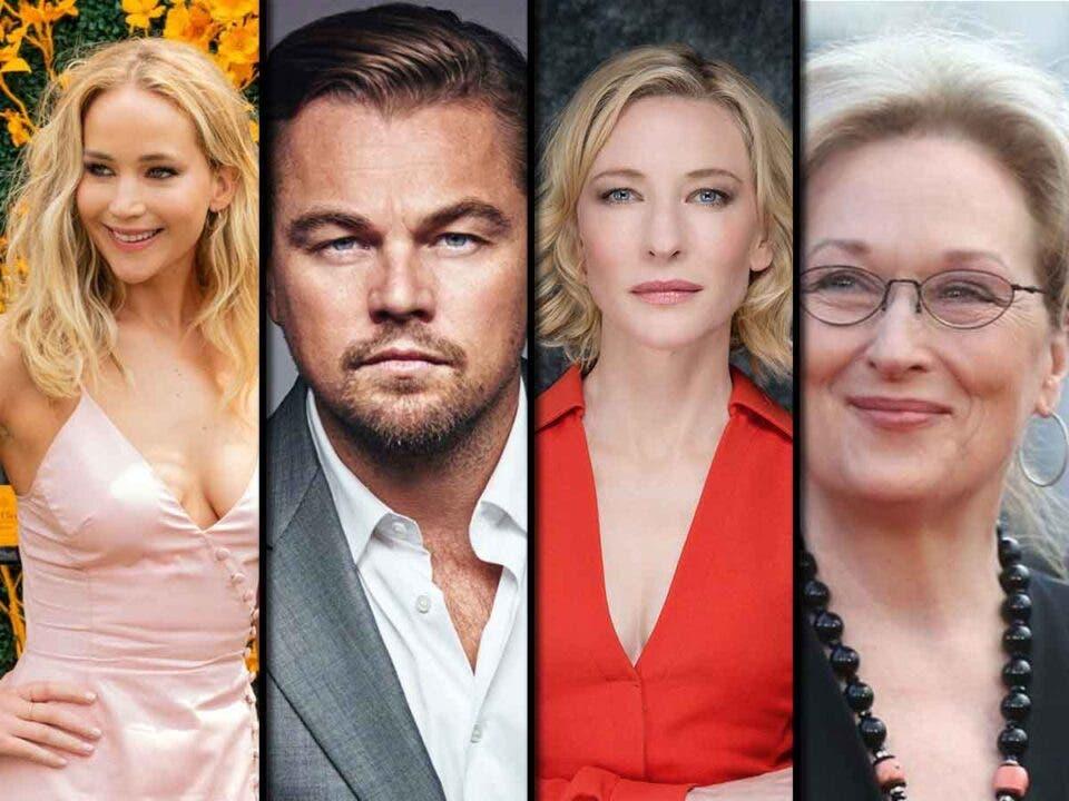 Netflix ficha a 11 superestrellas para su nueva película de ciencia ficción