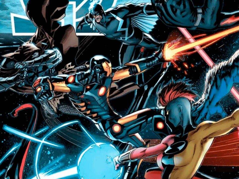 Marvel Now! Deluxe. Los Vengadores de Jonathan Hickman tomo 7