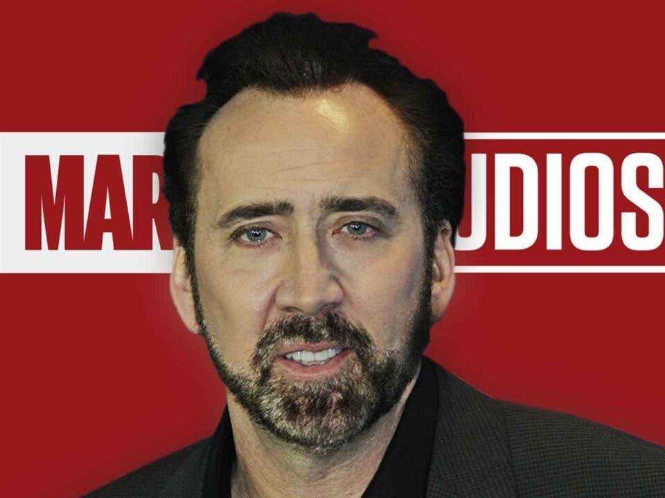 Nicolas Cage cerca de fichar por Marvel Studios