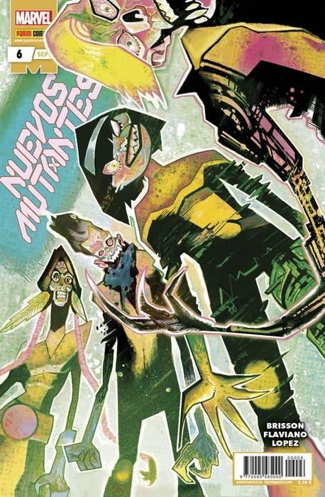Nuevos mutantes 6