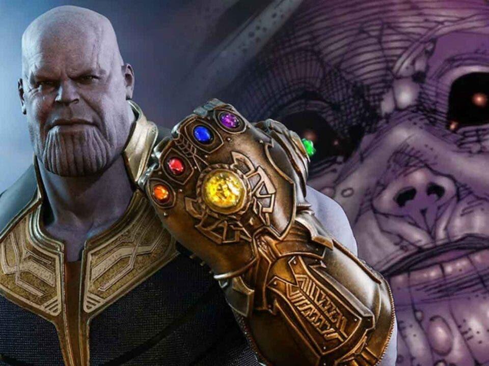 La verdad sobre el origen del nombre de Thanos