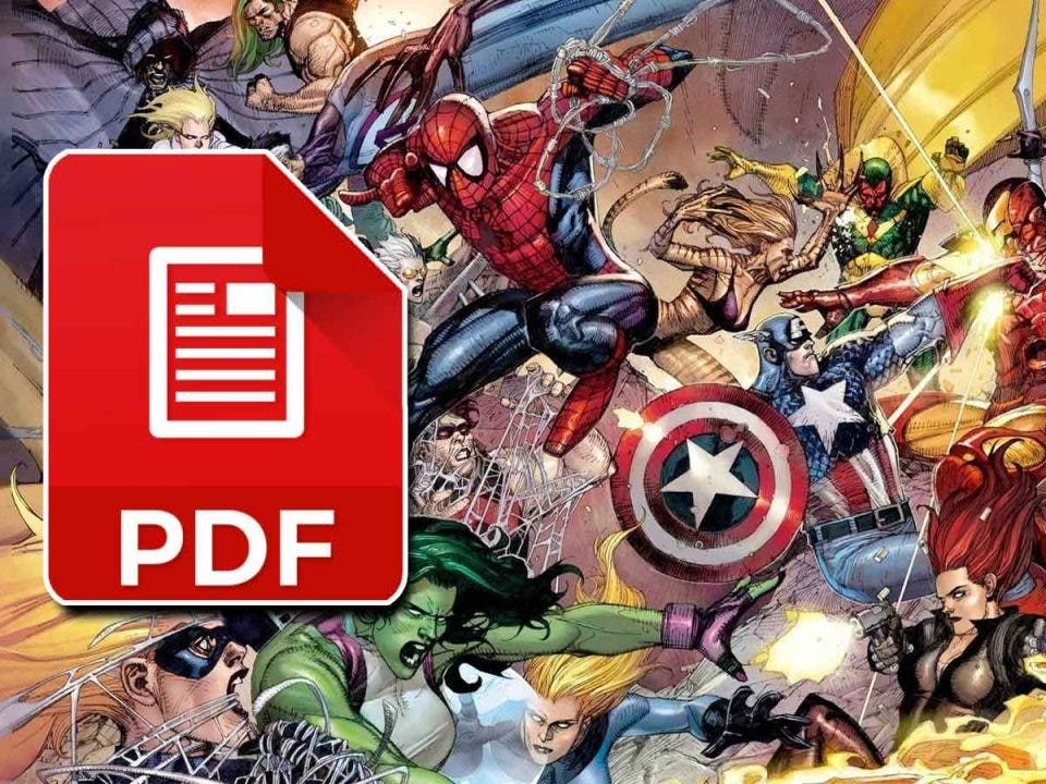 El futuro de los cómics pasa por el PDF