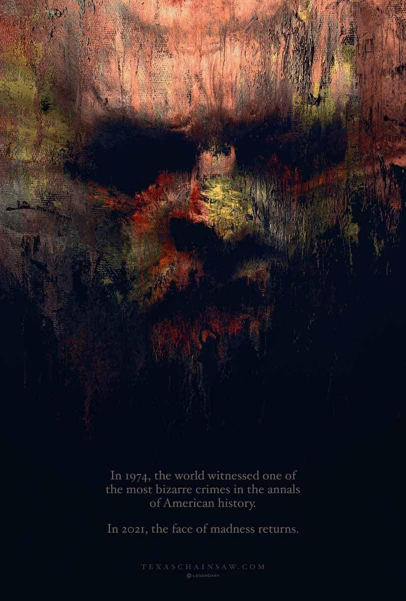 Revelan el poster y fecha de estreno del reboot de la Matanza de Texas
