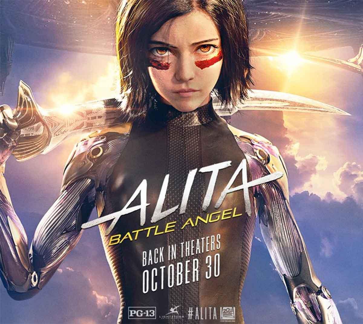 Grandes noticias para Alita: Ángel de combate