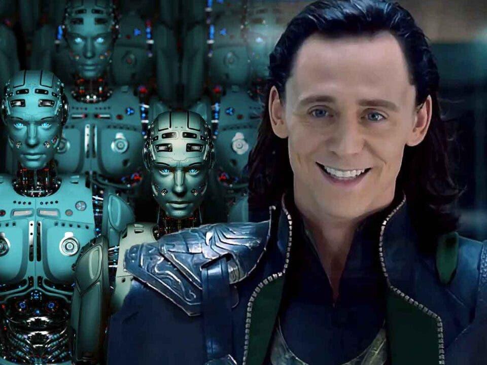 Así son los robots asesinos de la serie Loki