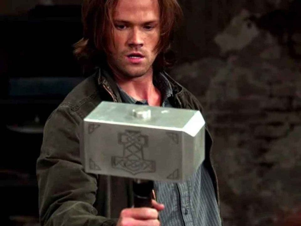 Sobrenatural revela donde está el martillo de Thor