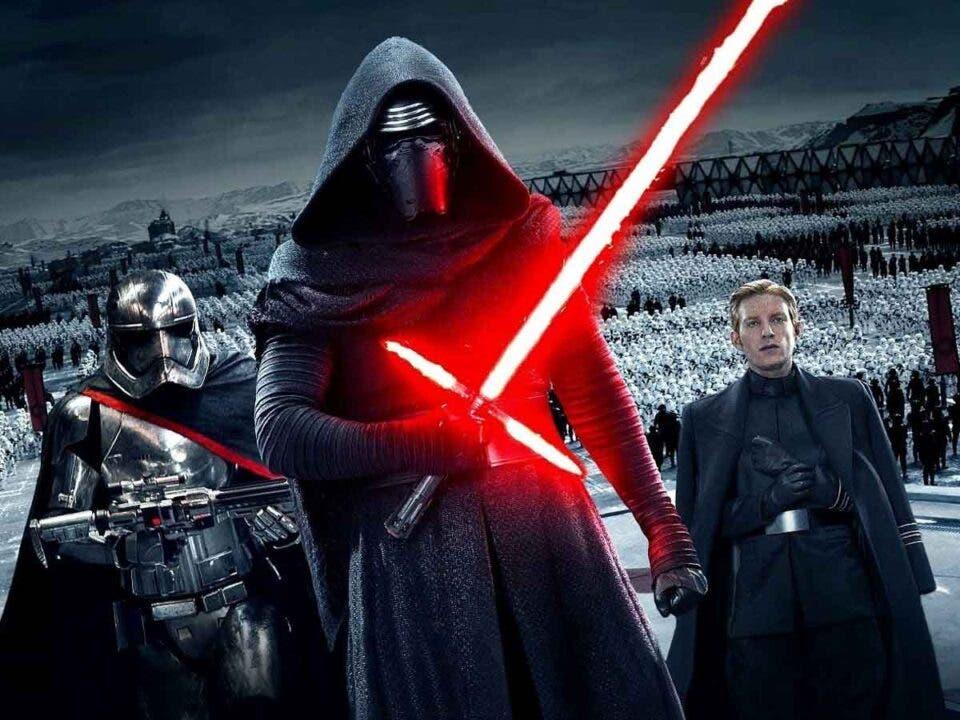 Star Wars revela por qué Kylo Ren se volvió malo tan fácilmente