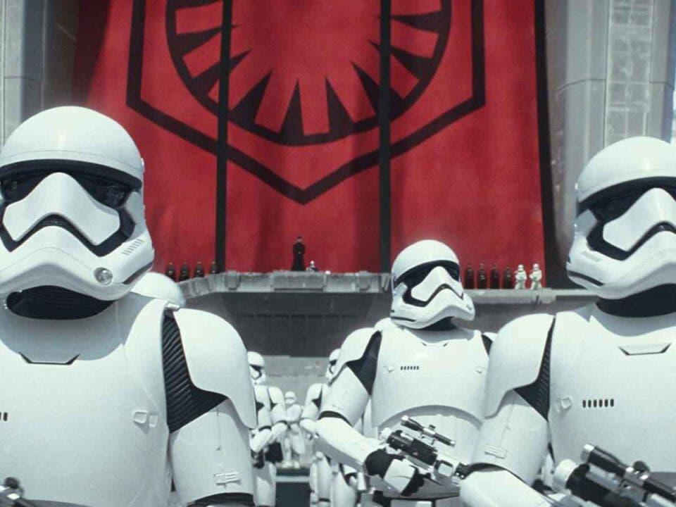 Star Wars revela el origen secreto de la Primera Orden