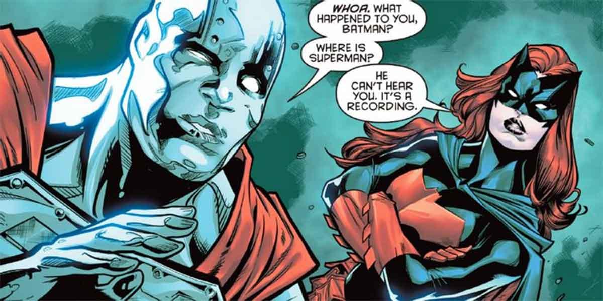 Batman y Superman son sustituidos como el mejor equipo