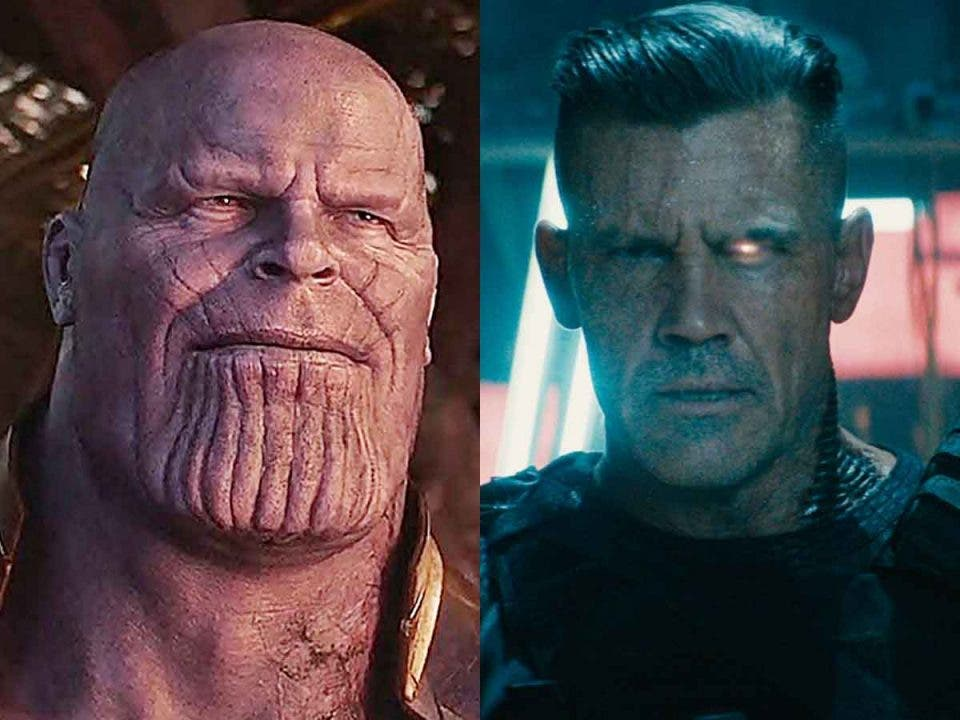 Motivo por el que es más fácil interpretar a Thanos que a Cable