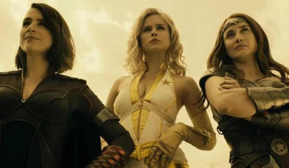 The Boys: La escena Girl Power fue una crítica y parodia a Marvel